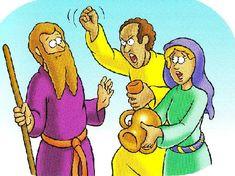 Israelieten klagen tegen mozes we gaan dood van de honger