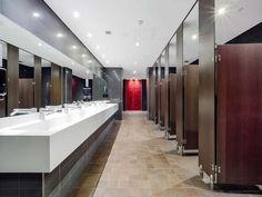 Penrith Panthers Public Bathroom Upgrade | Corian