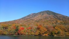 mt.nantai autumn