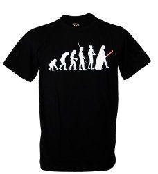 Men's Darth Vader Evolution Star Wars T-Shirt.  Make it a Star Wars Father's Day