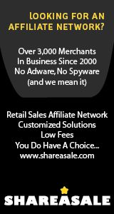 ShareASale has been in business for 13 years, exclusively as an Affiliate Marketing Network. Our technology receives accolades for speed, efficiency, and accuracy – and our reputation as a fair and honest business is well known within the industry.