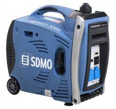 Groupe lectrog ne sdmo technic sh 6000 essence 230v 6kw - Groupe electrogene 380v ...
