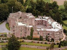 Berkeley Castle - Gloucestershire, England UK.  This has been home to 27 generations of Berkeleys over a 9 century period.