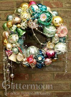 """Ice Carnival""  2011 Designs | Glittermoon Vintage Christmas"