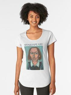 William Shakespeare  Camisetas premium para mujer  https://www.redbubble.com/es/people/diegomanuel/works/30122178-william-shakespeare?p=womens-premium-t-shirt&rel=carousel  #love #inspiration #artist #popart #loveyourself  #art #artwork #geometric #circulos #home #deco #interior #interiordesign #illustration #decor #instahome #acrylic #creativity #creative #acrylicart #visualart #photo #artprint #graphic #design #graphicdesign
