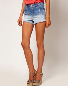 Warehouse Dip Dye Short