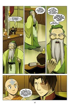 Read Comics Online Free - Avatar The Last Airbender - Chapter 004 - Page 13