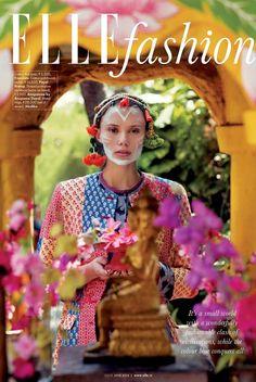awesome Elle Índia Junho 2014   Rebecca Brown por Caleb & Gladys  [Editorial]