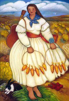 Corn Rings ~ Linda Carter Holman