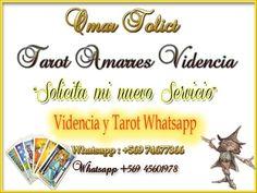 Tarot videncia whatsapp