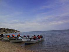 Embarcação do Mussulo
