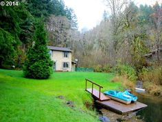 71516 Northshore Drive Birkenfeld OR Lakefront property for sale by Gayle Rich-Boxman $225,000