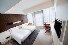 Deluxe Room - Club Room - Superior Room | Oasia Hotel