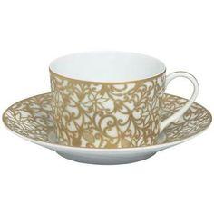 Raynaud Salamanque Gold Tea Cup