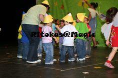 Festa Final - Os meninos eram os Lápis de cor.