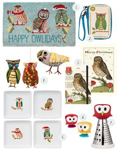 My Owl Barn: Paper Source: Owl Gifts + More