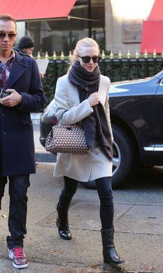 "Amanda Seyfried goes shopping at ""The Kooples"" shop in Paris. 10-4-2012"