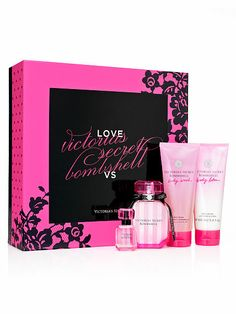 Victoria Secret Bombshell Gift Set #NotABox #UPSHappy