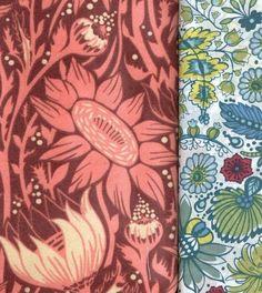 Anna Maria Horner - VELVET & VOILE - The Velveteen Blanket Floral