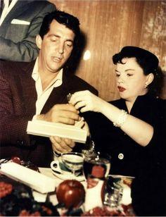 Dean Martin & Judy Garland