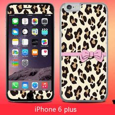 Used Multicolor Leopard Bowknot Pattern Simple Design (iphone 6 Plus) Pvc Iphone 6 Plus http://earrings.asumall.com/