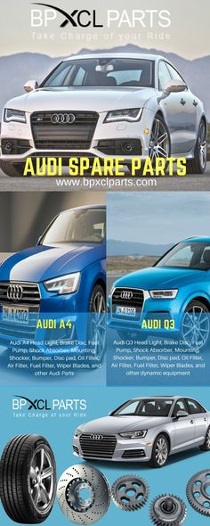 BPXCL specializes in supplying Audi A4 parts in Delhi, Gurgaon and Audi Q3 Parts In Delhi, Gurgaon, Rohtak, Sonepat, Ghaziabad, Panipat & other regions.