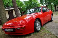 Porsche 944 MK 1 1983