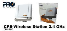 CPE-Wireless Station 2.4 GHz