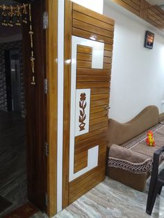 House Main Door Design, Wooden Front Door Design, Home Door Design, Main Entrance Door Design, Door Design Interior, Corner Sofa Design, Wardrobe Door Designs, Flush Doors, Bedroom Furniture Design