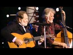 kenny rogers & willie nelson - blue skies