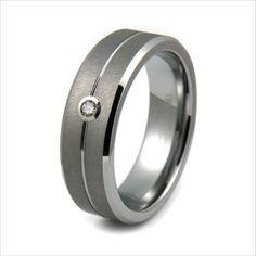 Men wedding ring   love this!