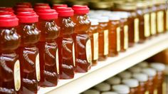 Most honey sold in U.S. Grocery stores not worthy of its name (that's why I like buying mine at farmers markets)