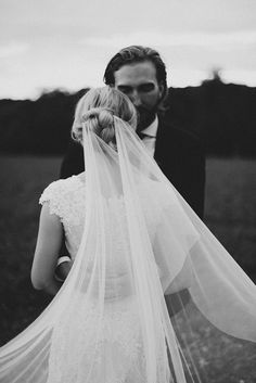 modest wedding dress with cap sleeves from alta moda. -- (modest bridal gown) photo by hailey arnold