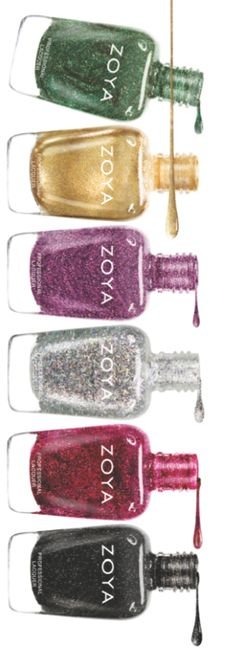 The season of giving has begun, so don't miss out on upcoming super buys from Zoya Nail Polish and Qtica! There may be some really, REALLY big things coming at the beginning of December (wink, wink) and you never know when or where they will pop up. To make sure you get in on the action, Zoya Nail Polish recommends doing the following...