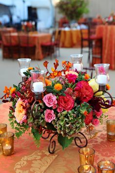 fall weddings- nice centerpiece to win since it is easy to place on a mantle or table after