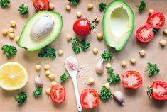 салатшоп нут авокадо салат