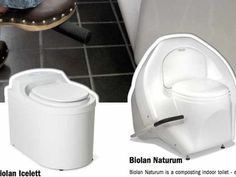 More Hot Poop on Composting Toilets: Biolan Icelett Freezes Your Poop For Composting Later
