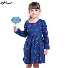 Hot 2016 New Arrival Summer girl dress Print pattern Children tutu dresses for girls baby girl clothes Sleeveless girls dresses #>=#>=#>=#>=#> Click on the pin to check out discount price, color, size, shipping, etc. Save and like it!