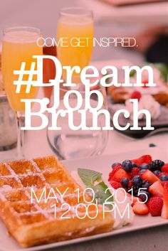 #DREAMJOBBRUNCH hosted by Krystal of The Feisty House and featuring Nancy Twine, brand founder and CEO of Briogeo