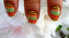 Hey, I found this really awesome Etsy listing at https://www.etsy.com/listing/101118054/nail-decals-african-lollipop-colorful