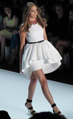 DIMITRI auf der Mercedes Benz Fashion Week in Berlin Spring/Summer 2014
