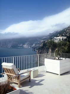 The LIFESTYLEHOTEL Casa Angelina is located in Praiano, in the heart of the Amalfi Coast and offers an incomparable location directly on the cliff Terrace Garden, Positano, Amalfi Coast, Porch Swing, Italy, Boutique, Luxury, Places, Outdoor Decor