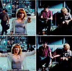 LOVED this scene XD