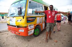 Hop Aboard the One Love Bus Crawl