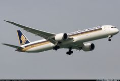 Boeing 787-10 Dreamliner - Singapore Airlines | Aviation Photo #5037117 | Airliners.net