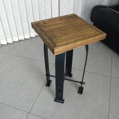 Rigenerata urbano legno industriale Bar di SteelWoodStoneSWS