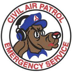 Civil Air Patrol Decal: Emergency Service