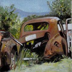 Burned-Car-Corsica