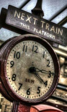 Trenes England