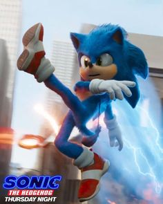 Sonic is Awesome. he really is the true Ultimate life form. Sonic The Hedgehog, Hedgehog Movie, Sonic The Movie, 2 Movie, Sonic Videos, Paramount Movies, Marvel Comics Superheroes, Marvel Heroes, Sonic Dash